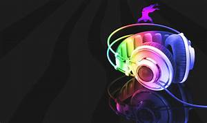 Free Cool 3d Headphone Music Wallpapers Hd Mobile Download