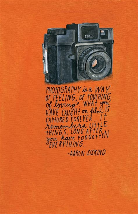 Inspiring Quotes About Photography Quotesgram