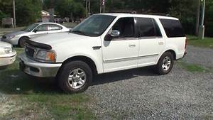 1998 Ford Expedition White