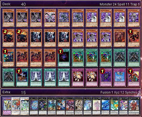 Malefic Deck List 2017 by R F Badworld Burning Abyss World Aka Grapha