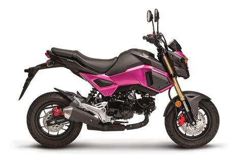 grom colourways released honda cycleonlinecomau