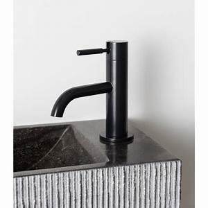 Robinet Lave Main Eau Froide : robinet eau froide lave mains noir baniofili ~ Dailycaller-alerts.com Idées de Décoration