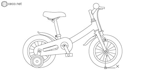 bicycle dwg wikie cloud design ideas
