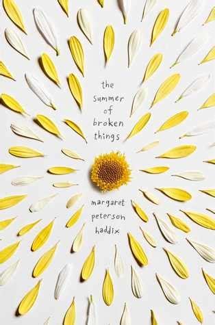 summer  broken   margaret peterson haddix