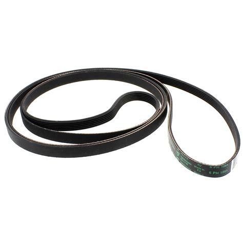 courroie pour seche linge whirlpool courroie 1965h6 6ph1965 seche linge laden ec229 854022229030 ch41060