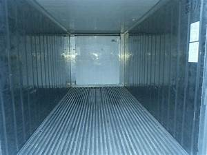 40 Container Gebraucht : 20 fuss k hlcontainer gebraucht ~ Markanthonyermac.com Haus und Dekorationen