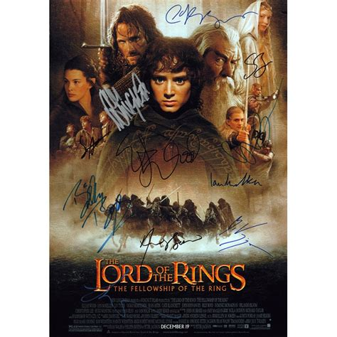 The Lord Of The Rings The Fellowship Of The Ring (2001