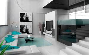new homes interior design ideas high tech interior style overview