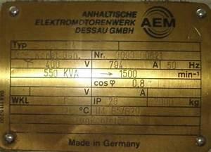 Leistungsfaktor Cos Phi Berechnen : 550 kva notstromaggregat mit mtu motor 12 v 183 tb 32 ~ Themetempest.com Abrechnung
