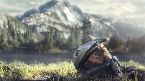Chief 4k Wallpapers by 2048x1152 Master Chief Halo 4 Helmet 2048x1152 Resolution