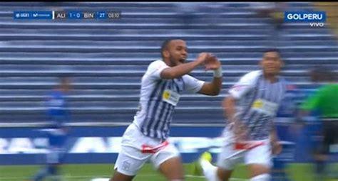 Alianza Lima vs. Binacional EN VIVO: gol de Aldair Salazar ...