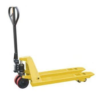SUMO PALLET TRUCK PU WHEEL   Lifting Equipment   Horme