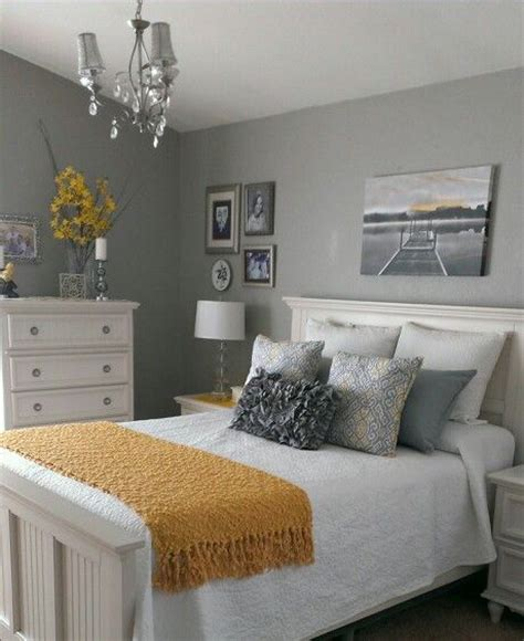 Fascinating Gray And Yellow Rooms Pictures Best Image Engi