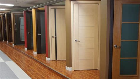 New Modern Interior Doors Are An