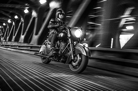 2016 Indian Chief Dark Horse Review