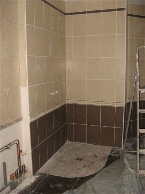 carrelage et fa 239 ence salle de bain construction 224 22 et 17 ans
