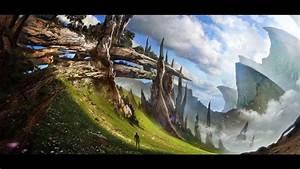 fantasy, , landscape, , art, , artwork, , nature, , scenery, wallpapers, hd, , , , desktop, and, mobile, backgrounds