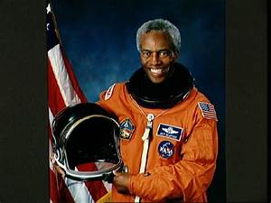 First African American in Space to Inspire Educators With ...
