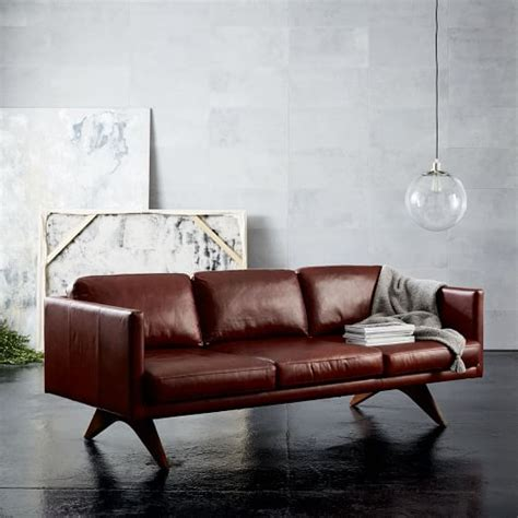 west elm leather west elm sofas up to 30 sofas sectionals chairs