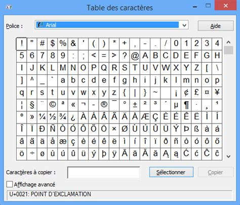 table pour ordinateur de bureau module 1 initiation le clavier