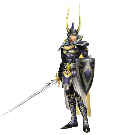 warrior of light mmd dissidia 012 warrior of light by renzo senpai on