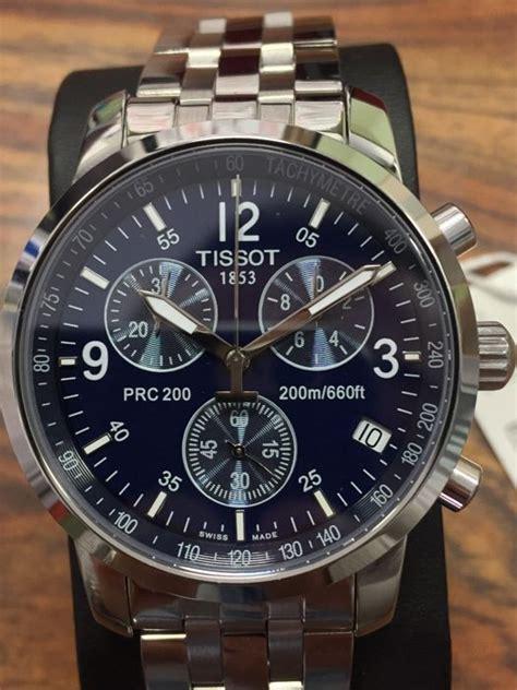 Tissot Prc 200 Chronograph tissot prc 200 chronograph t17158642 2011
