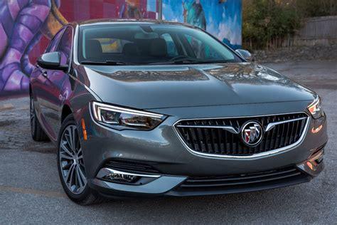 buick regal sportback review autotrader