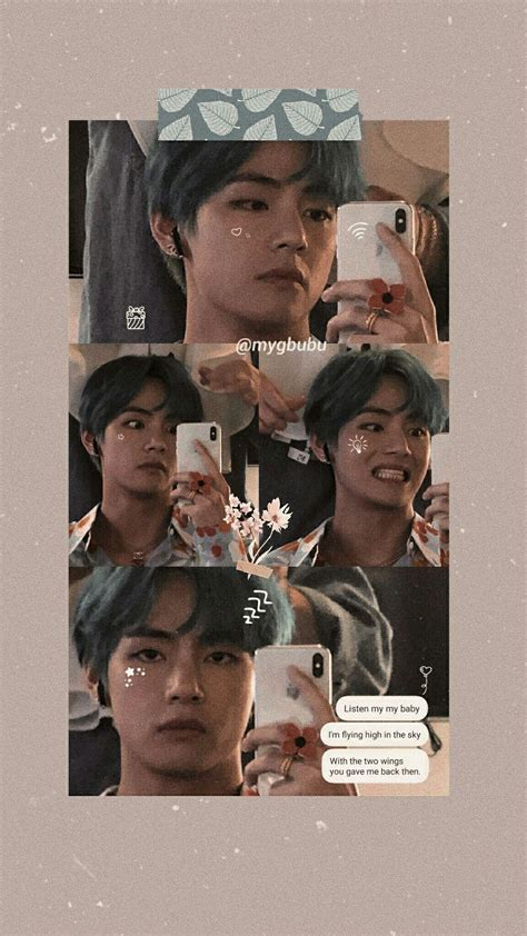 taehyung aesthetic wallpapers