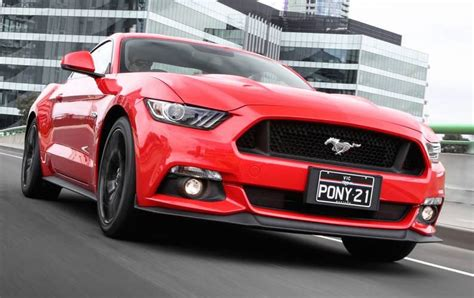 ford mustang confirmed to replace falcon in supercars series performancedrive