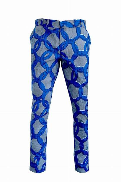 African Trousers Wear Skinny Pants Mens Inspired