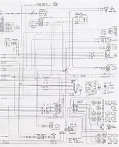1972 Camaro Dash Wiring Diagram