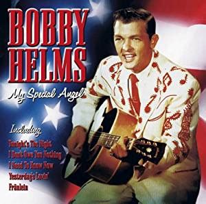 bobby helms angel bobby helms my special angel music