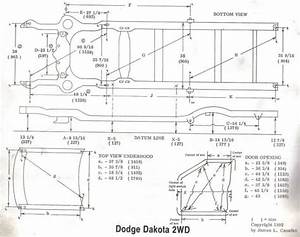 Dakota Frame Dimensions