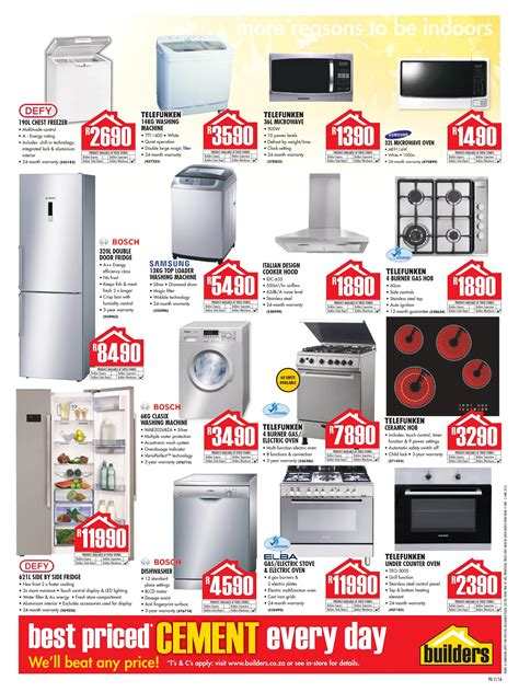 builders warehouse catalogue    june