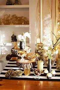 20 Black And Gold New Year Party For Last Holiday