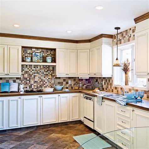 deco de cuisine rénovation abordable de la cuisine cuisine avant après