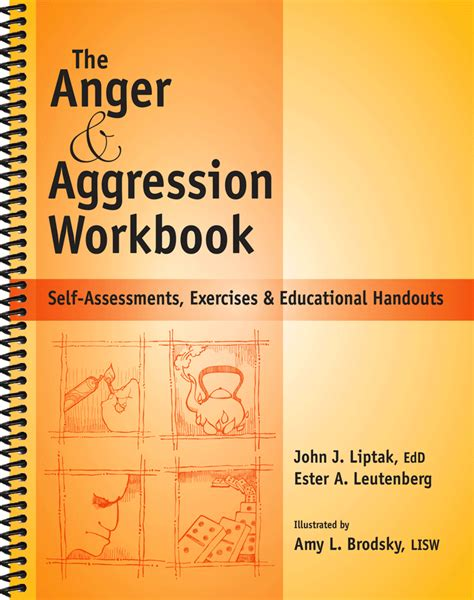 the anger aggression workbook