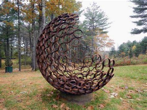 Rusty Metal Garden Art  Factors That Can Influence Metal