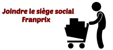 siege social franprix franprix siège social