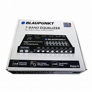 Blaupunkt Cebp870 7v Rms Max Output Stereo Car Audio 7