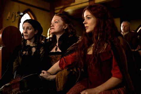 Salem Drama Thriller Fantasy Dark Witch History Series