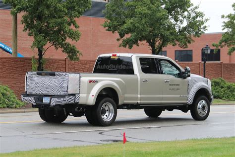 2019 Ford F 450 by 2019 Ford F 450 Platinum Release Date Price Specs News