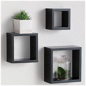 Best cube shelves ideas on floating