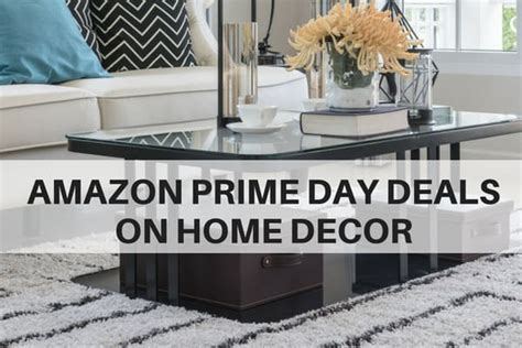 Amazon Prime Day Deals On Home Decor