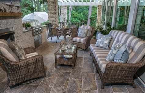 Outdoor Living Furniture by Is Your Outdoor Living Space Winter Ready Palm Casual