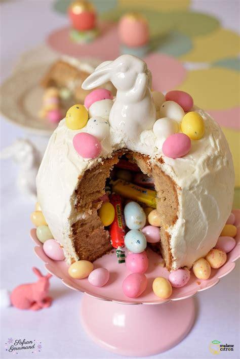 recette de dessert pour paques les 25 meilleures id 233 es concernant g 226 teau de p 226 ques sur g 226 teau de lapin friandises