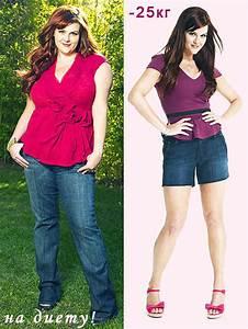 Как похудеть на 10 кг за два месяца после родов
