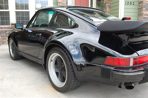 911 Turbo For Sale by 1987 Porsche 911 Turbo German Cars For Sale
