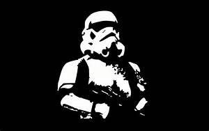 Stormtrooper stencil template | Stencil Templates ...