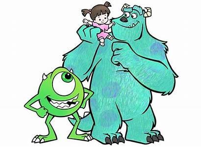 Monsters Inc Deviantart Boo Monster Disney Kitty